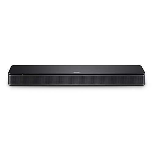 Bose TV Speaker– kompakte Soundbar mit Bluetooth-Verbindung