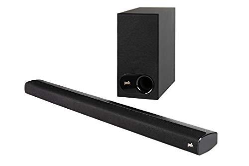 Polk Audio Signa S2 TV Soundbar mit Subwoofer, HDMI ARC, Bluetooth, Dolby...