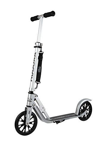 HUDORA Kinder & Jugend BigWheel, Crossover   Faltbarer Alu Big Wheel Scooter...