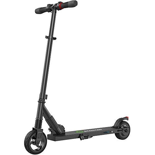 E Scooter Tret-Roller, CityRoller Elektrischer Roller Klappbar mit Langstrecken...