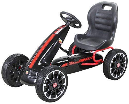 Actionbikes Motors Miweba Gokart Abarth Lizenziert Kinder Pedal Auto Tretauto...