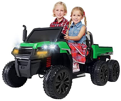 Actionbikes Motors Kinder Elektroauto A730 UTV - 4 x 35 Watt Motor - 2 Sitzer -...