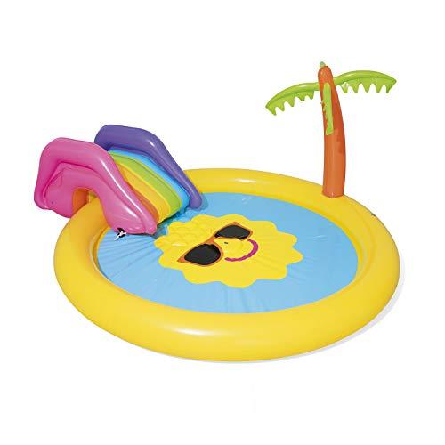 BESTWAY Planschbecken mit Wasserfontäne Sunnyland Splash Play Pool