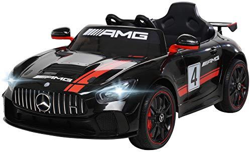 Kinder Elektroauto Mercedes Benz Amg GT4 Sport Edition - Lizenziert - 2,4 Ghz...
