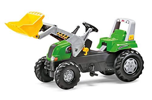 Rolly Toys Traktor / rollyJunior RT Trettraktor (inkl. rollyJunior Lader,...