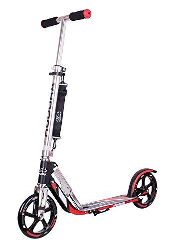 HUDORA 14724 BigWheel 205-Das Original mit RX Pro Technologie-Tret-Roller...