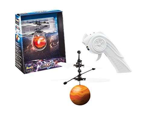 Revell Control 24977 RC CopterBall im Design des Mars, mit LED-Beleuchtung,...