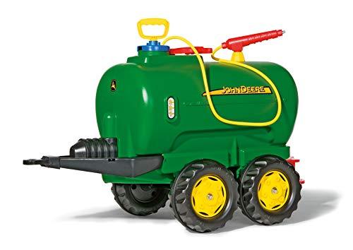 Rolly Toys rollyTanker John Deere Tankwagen (für Kinder 3-10 Jahre, mit Pumpe...
