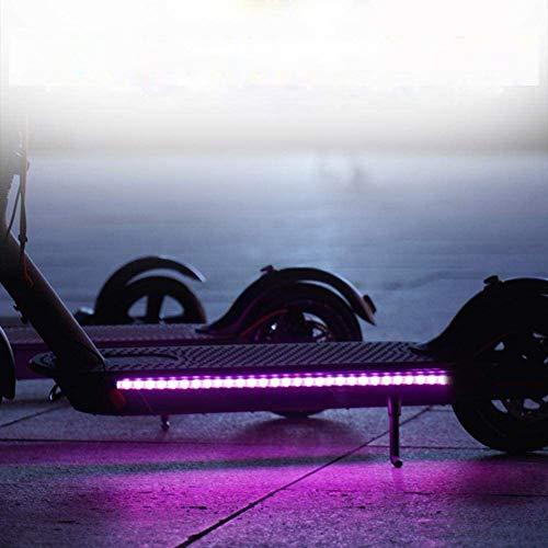 LINGHUANG Roller Warnung LED Streifen Taschenlampe Lampe Nacht Licht Radfahren...