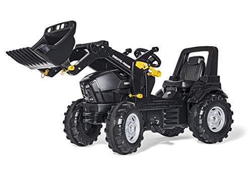 Rolly Toys Deutz Agrotron 7250 TTV WARRIOR Trettraktor + Frontlader...