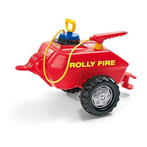 Rolly Toys 122967 - rollyVacumax Fire (für Kinder von 3 bis 10 Jahren,...