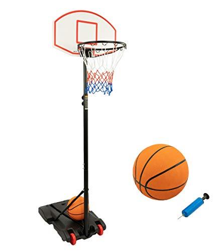 MaxxToys basketballkorb outdoor kinder mit Ständer Tragbar Korbanlage...