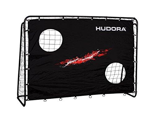 HUDORA Fußballtor Trainer mit Torwand | Kicker-Jubiläums & Standard Edition |...