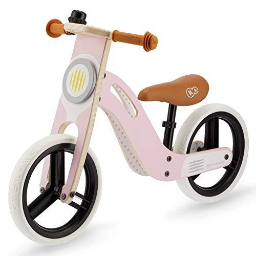 Kinderkraft Laufrad UNIQ, Lernlaufrad, Kinderlaufrad aus Holz, Superleichte 2,7...