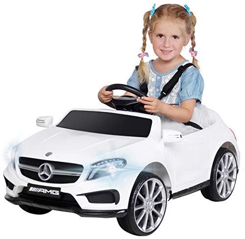 Actionbikes Motors Kinder Elektroauto Mercedes Benz Amg GLA45 - Lizenziert - Rc...
