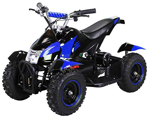 Actionbikes Motors Mini Kinder Elektro Quad ATV Cobra 800 Watt 36 V Pocket Quad...
