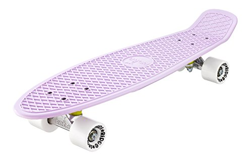 Ridge Pastels 27' Cruiser Board EU-hergestelltes Skateboard Skate Komplett,...