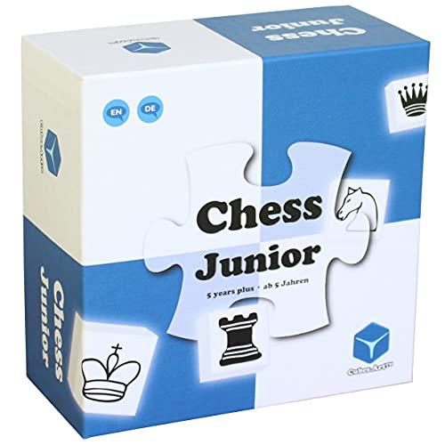 Chess Junior - Das Schachspiel für Kinder - nominiert zum Besten Spielzeug des...