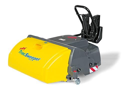 Rolly Toys rollyTrac Sweeper Anbaukehrmaschine (für RollyToys Fahrzeuge mit...