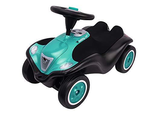 BIG-Bobby-Car Next - Deluxe Variante, Kinderfahrzeug mit LED-Front Scheinwerfer,...