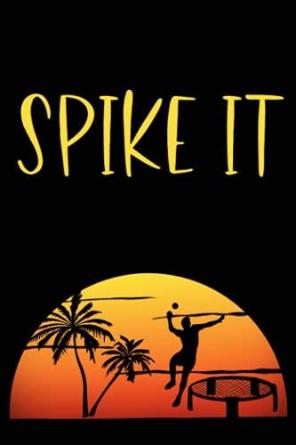 Spike it Spikeball Geschenk Roundnet Buch Spikeballspieler & Netz Geschenkidee...