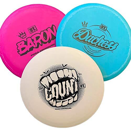 Disc Golf UK Disc Frisbee Golf, Einheitsgröße