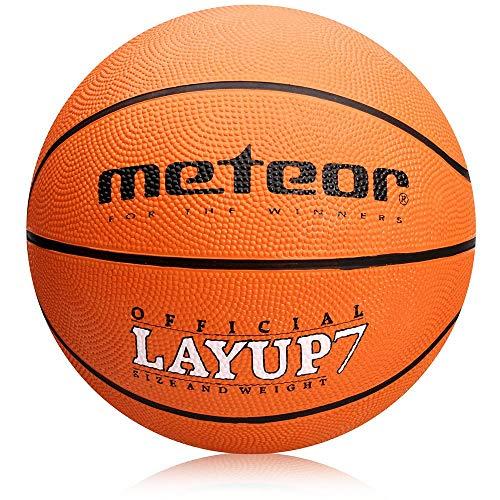 meteor® Layup Kinder Jugend Basketball Größe #5 ideal auf die Kinderhände...