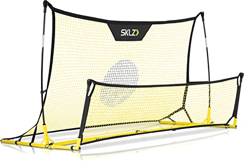 SKLZ Fussballtor Rebounder, Fussball Training für Zielgenauigkeit,...