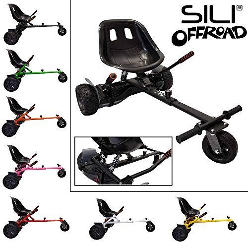 SILI® Aus Straße Suspension Kart für 2 Wheel Self Balance Scooter,...