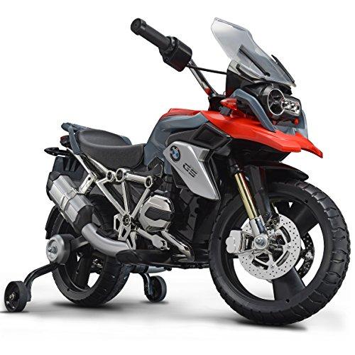 ROLLPLAY Elektro-Motorrad, Mit Stützrädern, Für Kinder ab 3 Jahren, Bis max....