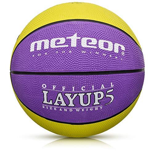 meteor® Layup Kinder Mini Basketball Größe #5 ideal auf die Jugend...