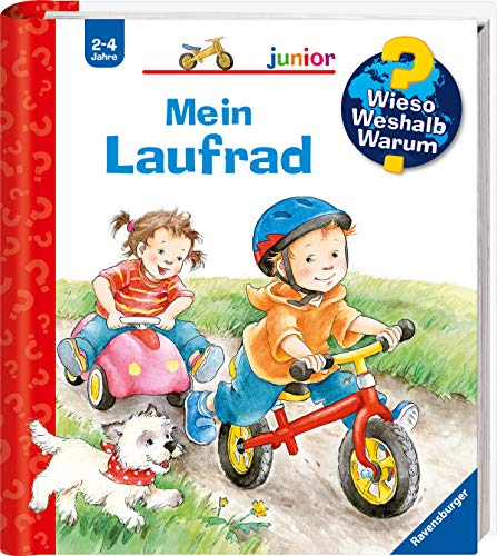 Wieso? Weshalb? Warum? junior: Mein Laufrad (Band 37) (Wieso? Weshalb? Warum?...