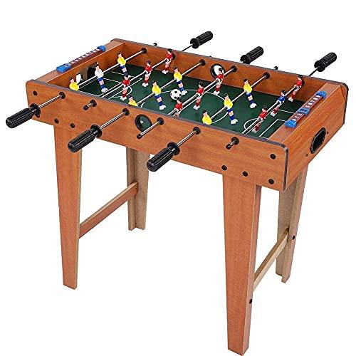 4 in 1 Multi Spieltisch Tischkicker Tischfussball Kicker Hockey Billard...