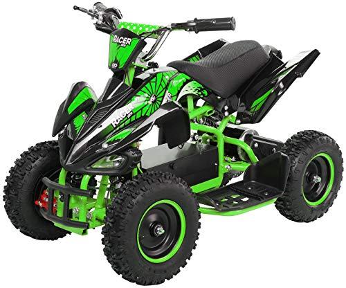 Actionbikes Motors Kinder Elektro Miniquad ATV Racer 1000 Watt 36 Volt -...
