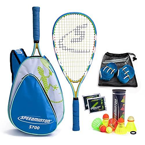 Speedminton® S700 Set – Original Speed Badminton/Crossminton Allround Set...