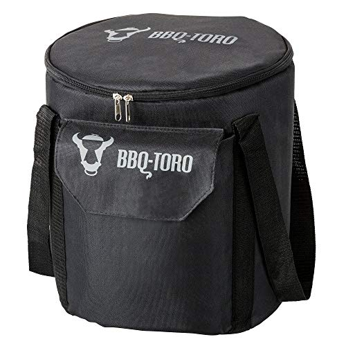 BBQ-Toro Tragetasche für Raketenofen I Ø 33 x (H) 32 cm I Tasche für Rocket...