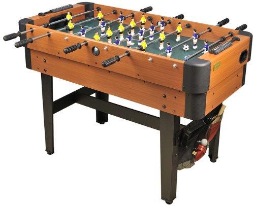 Carromco Multifunktionstisch Campus-XT, Multigame Spieletisch mit 9 Tischspielen...