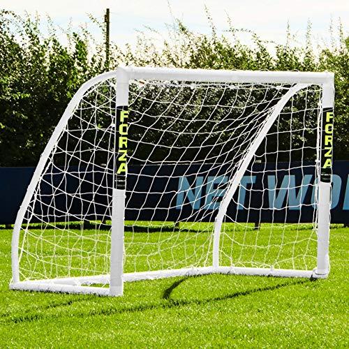 Net World Sports Forza Fußballtore - das Beste Tor bei jedem Wetter -7 Größen...