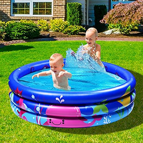 Joyjoz Familie Pool, Kinderpool für Schwimmen Spielen Schlafen, Kinder...