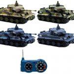 Ferngesteuerte Panzer